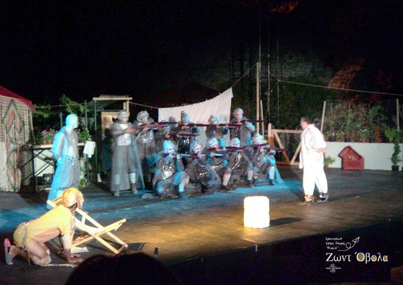"""Πάτρα - Το """"Ρεφενέ"""" μας παρουσιάζει τα """"Ζωντόβολα""""!"""