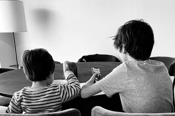 Σία Κοσιώνη - Η τρυφερή φωτογραφία με τον γιο της