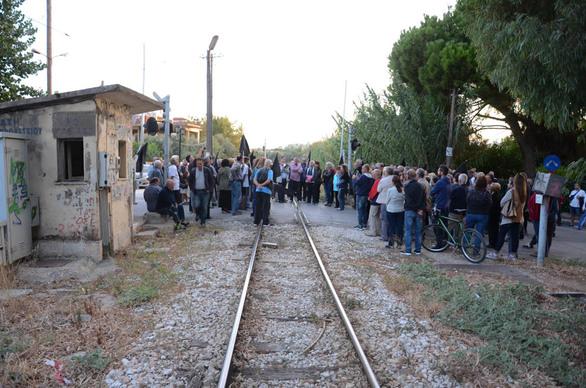 """Δήμος Πατρέων: """"Η κυβέρνηση προχωρά στην υλοποίηση της επιφανειακής διέλευσης του τρένου από το Ρίο έως την οδό Κανελλοπούλου"""""""