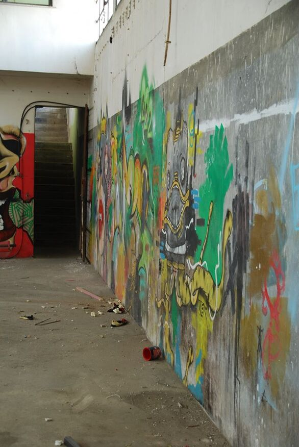 Πάτρα: Μια τελευταία ματιά στις πρώην αποθήκες του ΑΣΟ (φωτο)