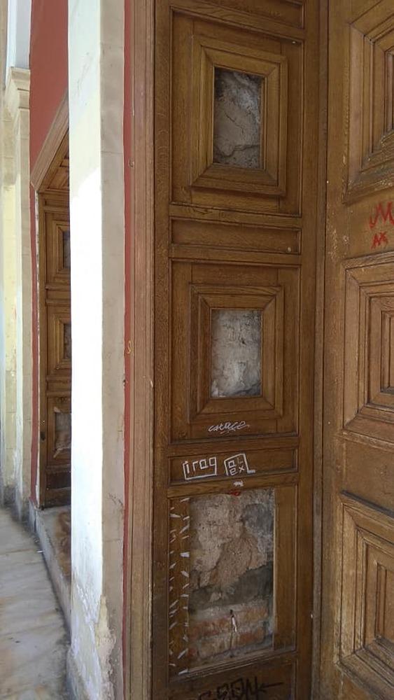 Πάτρα: Από το κακό στο χειρότερο το Δημοτικό Θέατρο Απόλλων (φωτό)