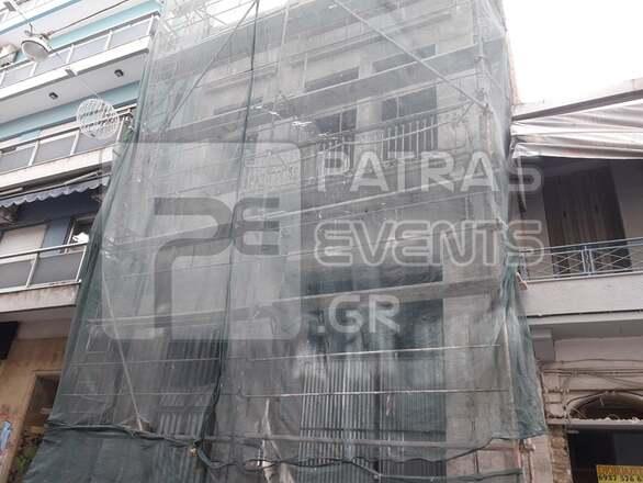 Επενδύσεις στην Πάτρα εν μέσω πανδημίας - Τι φτιάχνουν στο νεοκλασικό της Παντανάσσης (φωτο)