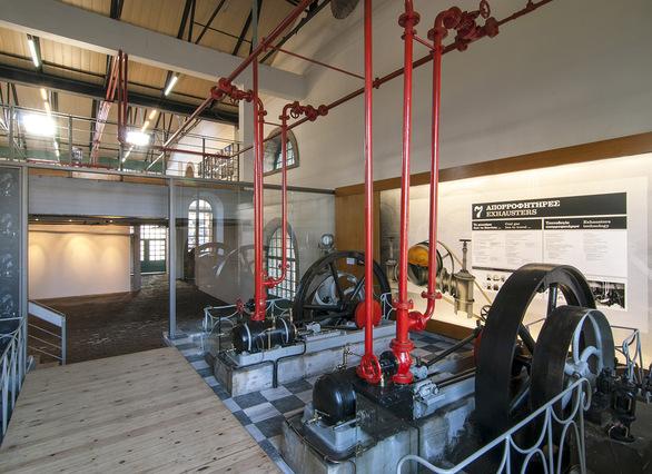 «Ιστορίες αντικειμένων» από το Βιομηχανικό Μουσείο Φωταερίου