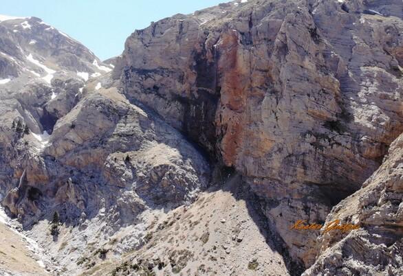 Αχαΐα - Τα φοβερά νερά της Στύγας (φωτο)