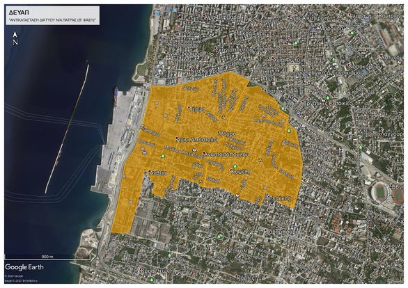 Πάτρα: Yπεγράφη η σύμβαση για την αντικατάσταση δικτύου ύδρευσης στην νοτιοανατολική πλευρά της πόλης