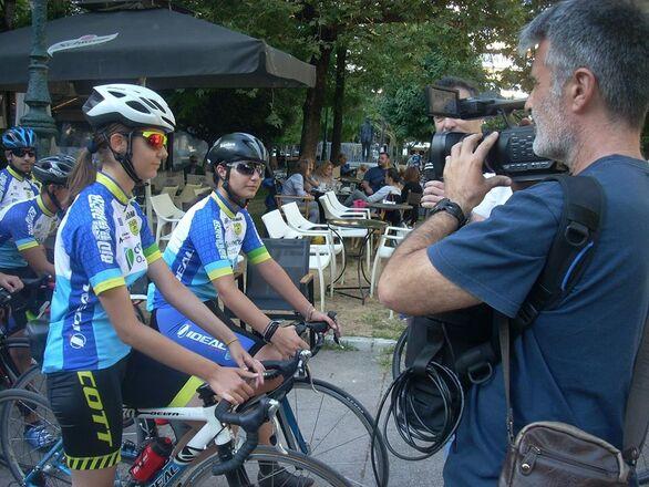 Π.Ο. Πατρών: Γιόρτασε την Παγκόσμια Ημέρα Ποδηλάτου (φωτο)