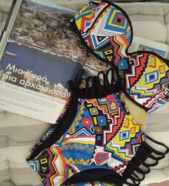 """Διαγωνισμός: Το Natassa Lingerie και το patrasevents.gr σας """"ντύνουν"""" για παραλία!"""