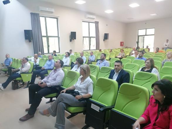 Ο.Ε.ΕΣ.Π.: Eυρεία σύσκεψη για τις επιπτώσεις του κορωνοϊού στην Λακωνία (φωτο)