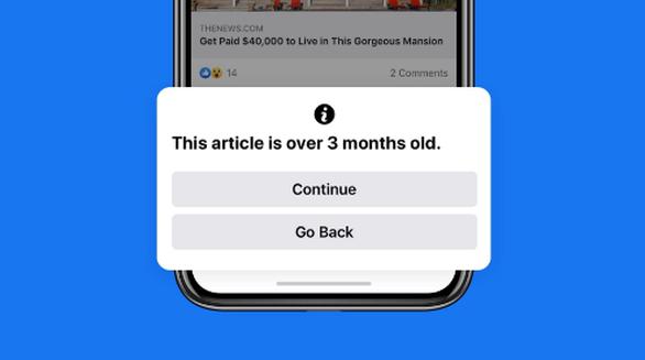 Facebook: Νέα πρωτοβουλία κατά της παραπληροφόρησης