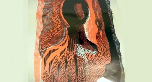 Δημοτική Πινακοθήκη Πατρών - Γνωριμία με το έργο της Ζιζής Μακρή