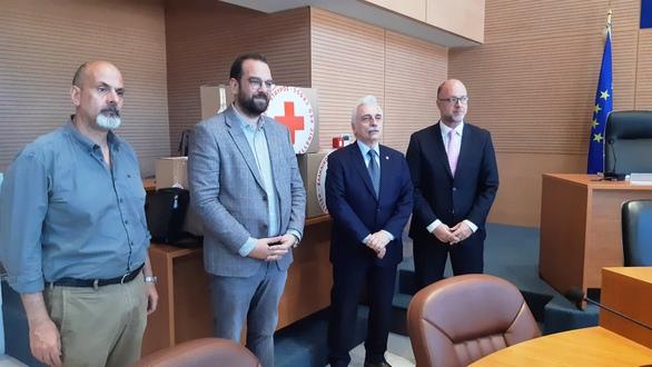 Τρεις πυλώνες συνεργασίας της Περιφέρειας Δυτικής Ελλάδας με τον Ε.Ε.Σ. (pics+video)