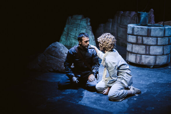 """Ο """"Μικρός Πρίγκιπας"""" στο Υπαίθριο Θέατρο Γεώργιος Παππάς"""