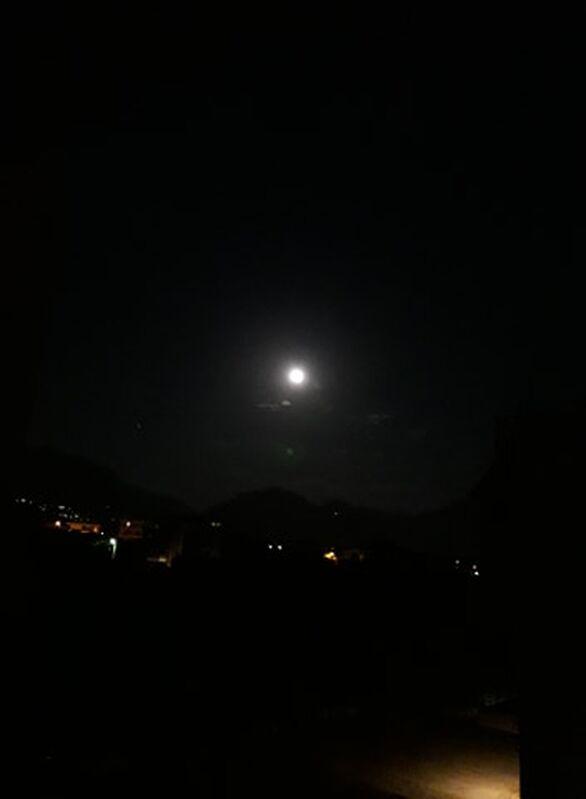 Η πανσέληνος του Ιουλίου φώτισε τη νύχτα των Πατρινών (φωτo)