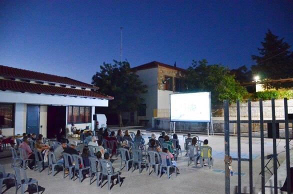 Πάτρα - «Γεύση» από ιταλικό κινηματογράφο, πήραν οι φίλοι της 7ης τέχνης (φωτο)