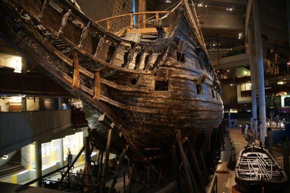 Το σχεδόν τέλεια διατηρημένο πολεμικό πλοίο του 17ου αιώνα (φωτο)