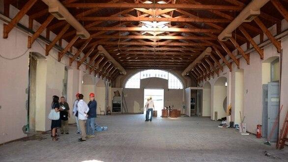 """Πάτρα: Τα ανακαινισμένα Παλαιά Σφαγεία το νέο """"σπίτι"""" του Καρναβαλικού Οργανισμού!"""