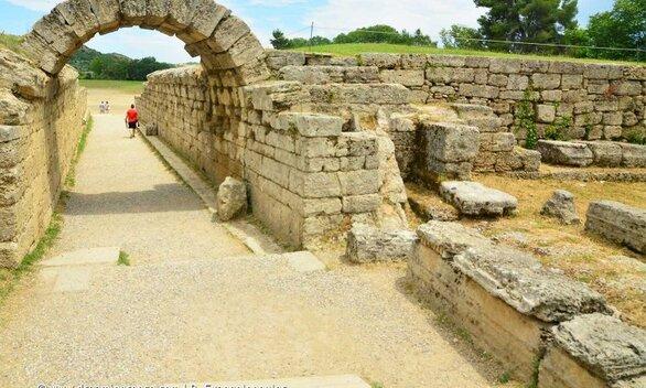Αρχαία Ολυμπία: Έτοιμο να πάρει σάρκα και οστά το αρχαιολογικό πάρκο
