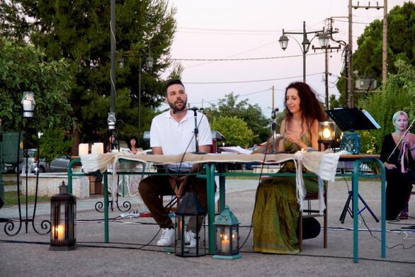 Αχαΐα - Μια όμορφη καλοκαιρινή βραδιά πραγματοποιήθηκε στα Βαλιμίτικα (φωτο)