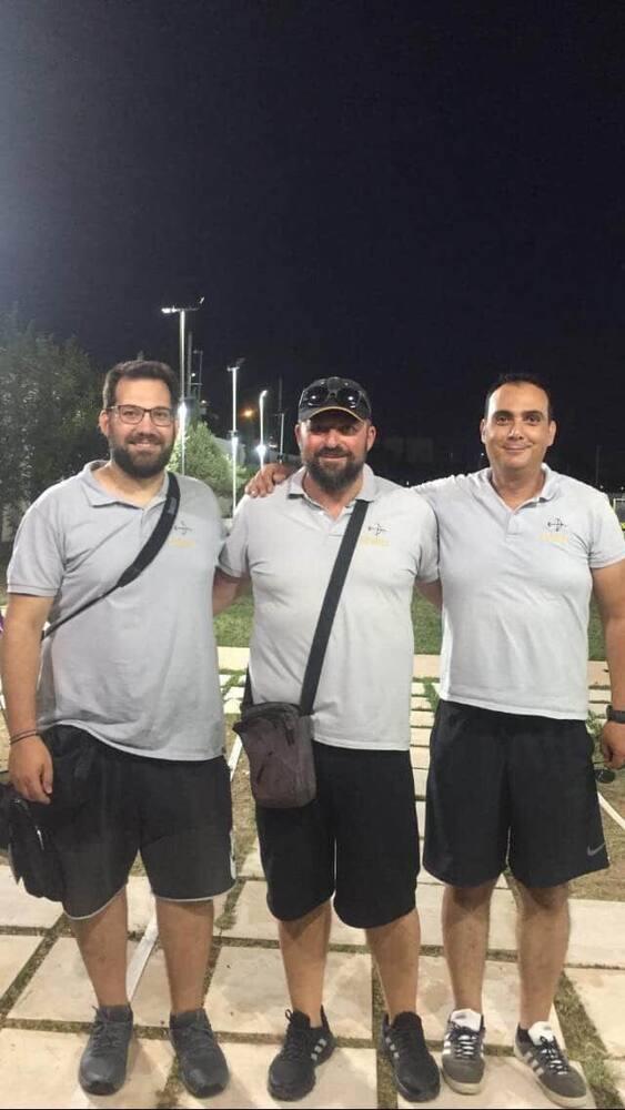 ΑΟΠ Ερμής: To όριο της πρόκρισης για την Εθνική Ομάδα Τοξοβολίας έπιασε ο Ανδρέας Ζαχαράκης (φωτο)