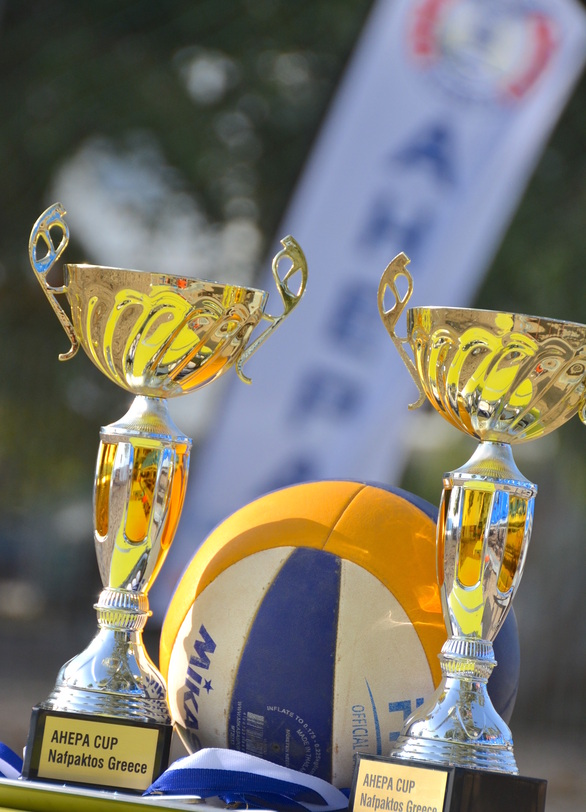 AHEPA CUP 2020 στην Ναύπακτο