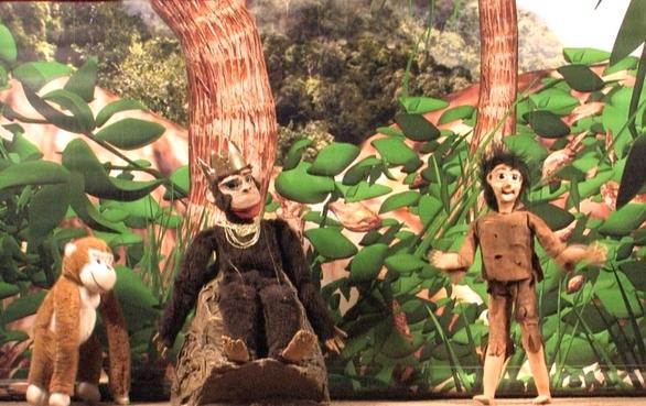 """""""Μόγλης. Το βιβλίο της ζούγκλας"""" στο Θεατράκι Μαρίνας"""