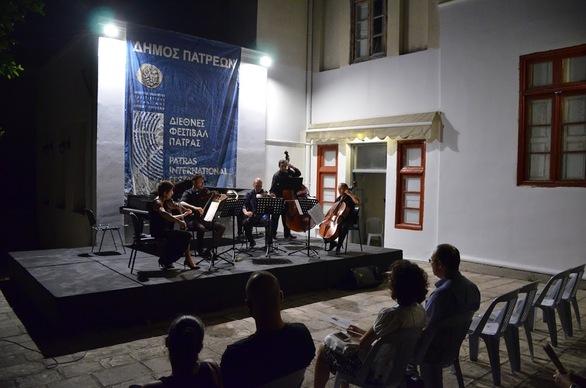 """Πάτρα - Mε επιτυχία το αφιέρωμα στο Beethoven από του """"Κουιντέτο"""" του Δημοτικού Ωδείου (φωτο)"""