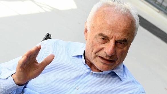"""Κώστας Μπακαλάρος: """"Είμαι πρώτα Πάτρα και μετά Ολυμπιακός"""" (φωτο)"""
