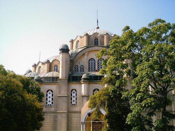 Παντοκράτορας: Ο ναός, αντίγραφο της Αγιάς Σοφιάς, που έγινε η «παρηγοριά» της Πάτρας