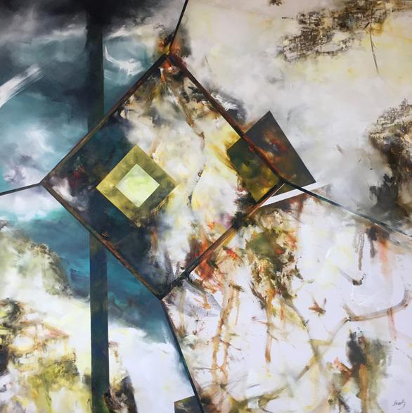 """Έκθεση """"Τοπία Ψυχής"""" στο Art Space"""