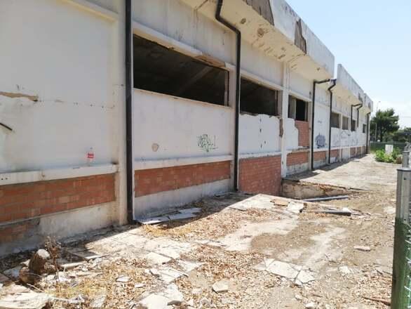Πάτρα: Ολοκληρώθηκαν οι εργασίες περίφραξης των εγκαταστάσεων στην περιοχή του πρώην Κολυμβητηρίου (φωτο)