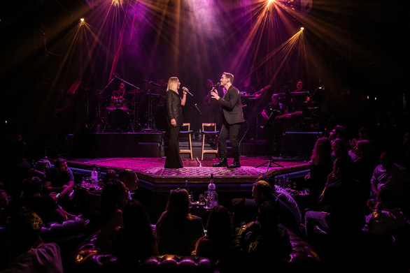 Ο Μιχάλης Χατζηγιάννης και η Μελίνα Ασλανίδου ετοιμάζουν μια δυνατή συναυλία στην Πάτρα!