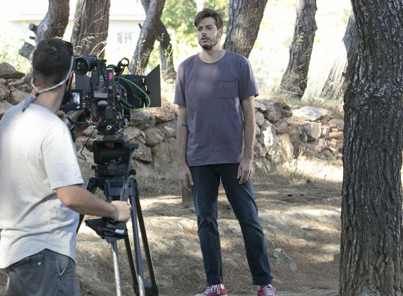 """""""Αγγελική"""" - Ξεκίνησαν τα γυρίσματα της νέας δραματικής σειράς του Alpha (φωτο)"""