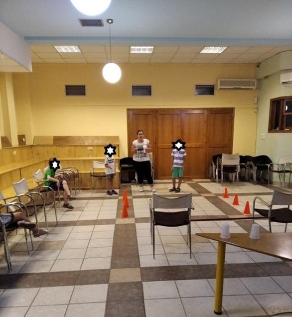 """Πάτρα: Ολοκληρώθηκαν τα καθημερινά θερινά εργαστήρια του ΚΔΑ της Κίνησης """"Πρόταση"""" (φωτο)"""