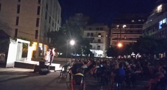 Το Άρμα Θέσπιδος συνεχίζει με επιτυχία την περιοδεία του στη Δυτική Ελλάδα