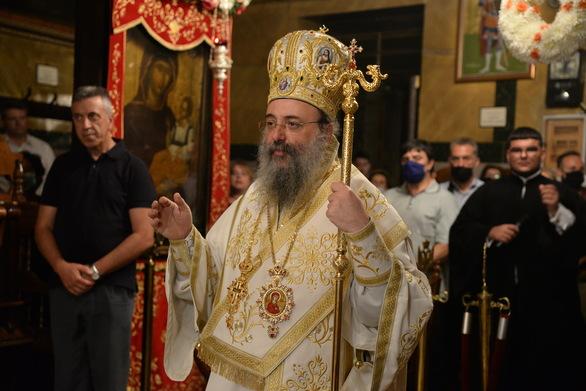 Πάτρα: Με κατάνυξη τιμήθηκε ο Δεκαπενταύγουστος στην Ιερά Μονή Γηροκομείου (φωτο)