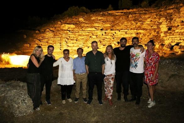 """""""Γκόλφω"""" - Με επιτυχία ολοκληρώθηκε η μεγάλη καλοκαιρινή περιοδεία από το Άρμα Θέσπιδος (φωτο)"""