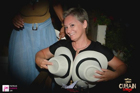 Cuban Lounge Nights at Αιώρα 19-08-20