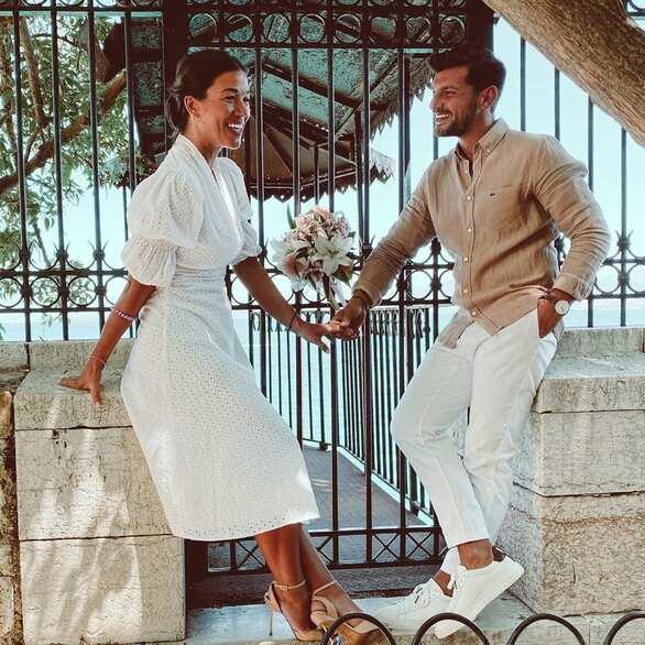 Ντύθηκε γαμπρός ο Ισαάκ Σεμερτζίδης από το Power Of Love! (φωτο)