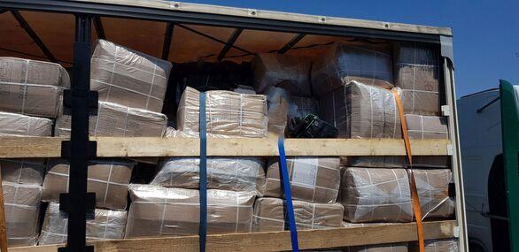 Πάτρα: Κατασχέθηκε τεράστια ποσότητα κοκαΐνης στο Λιμάνι (φωτο)