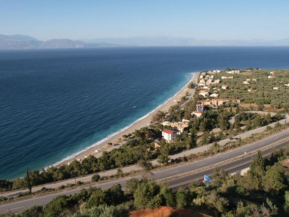 Πούντα - Το μέρος που επιβεβαιώνει ότι η Αχαΐα έχει υπέροχες παραλίες (φωτο)