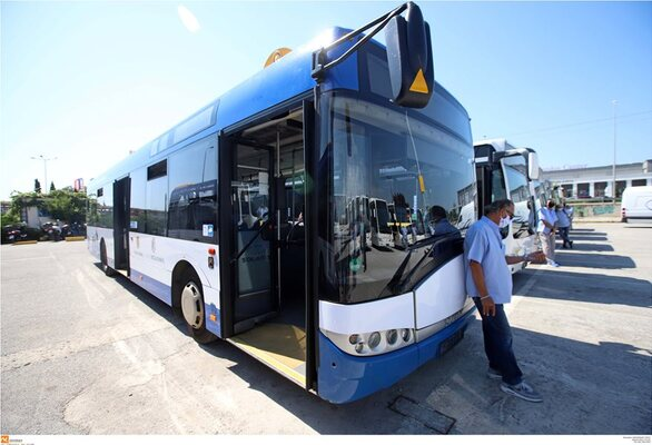 Καραμανλής: Έως το τέλος του 2020 θα κυκλοφορούν στη Θεσσαλονίκη 550 λεωφορεία