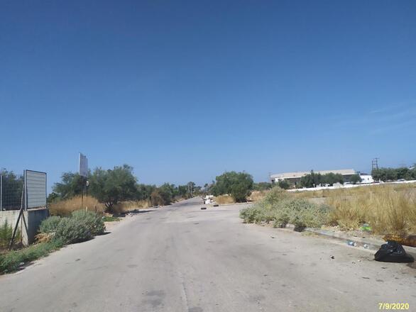"""Ηλίας Κωνσταντάτος: """"Το πάρκο της εγκατάλειψης"""""""