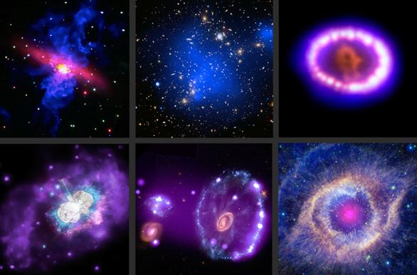 NASA: Συναρπαστικές φωτογραφίες από το διάστημα