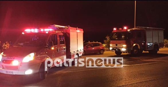 """Νέα τραγωδία στην Πατρών - Πύργου: """"Έσβησε"""" βρέφος 16 μηνών σε τροχαίο (pics+video)"""