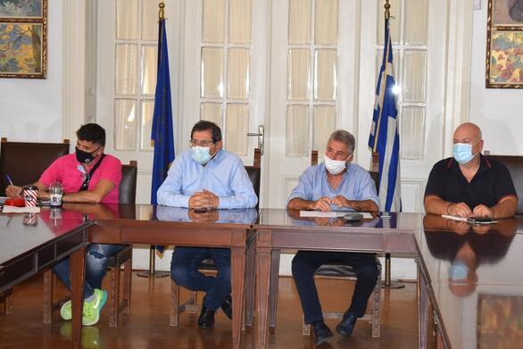 Πλησιάζει ο Ιανός τη Δυτική Ελλάδα - Σε ετοιμότητα ΠΔΕ και Δήμος Πατρέων