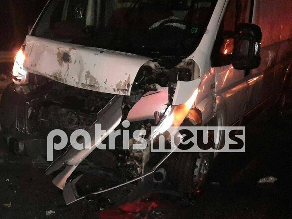 Ηλεία: Ένας νεκρός σε τροχαίο στα Καβάσιλα (φωτο)