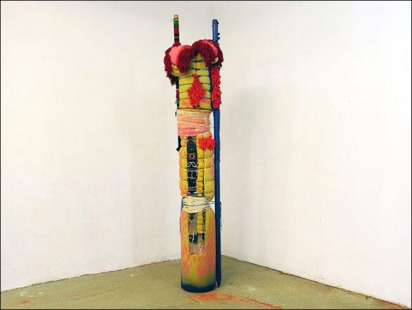 Έκθεση Μάρω Φασουλή - Από τον αγκώνα ως τον καρπό στο Κέντρο Τεχνών Δήμου Αθηναίων