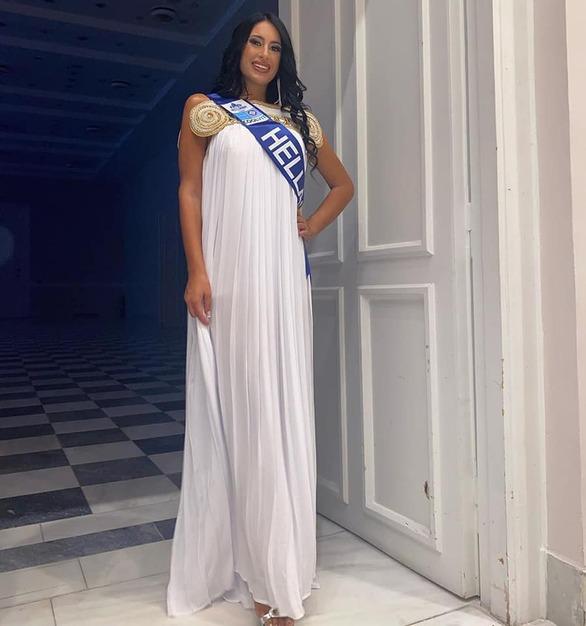 Η νεαρή Πατρινή που έβαλε την υπογραφή της στον 24ο διαγωνισμό Miss Tourism Planet (φωτό)