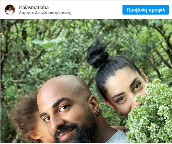 Ησαΐας Ματιάμπα: «Πέρασα το πιο δύσκολο καλοκαίρι της ζωής μου»