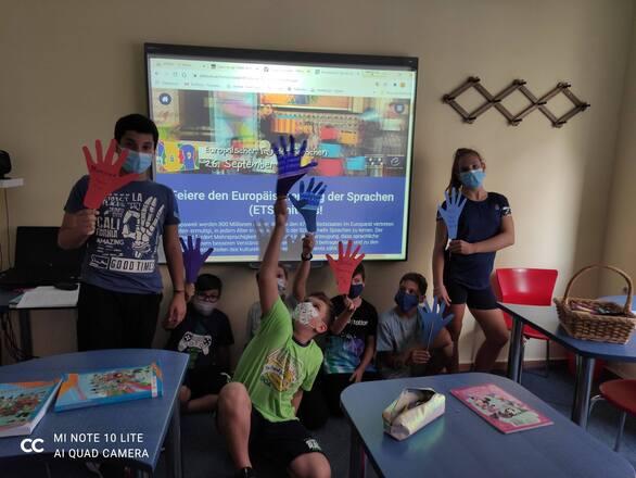 Το sdpatras γιόρτασε με τους μαθητές του την Ευρωπαϊκή Ημέρα Γλωσσών! (φωτο)